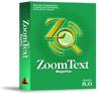 A boxed copy of Zoomtext