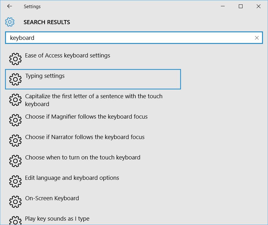 Adjust Windows Keyboard Repeat Rate